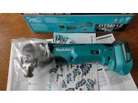 NEW Makita DTM51Z - 18v Cordless Multi Tool - Bare Unit
