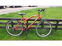 """Mens Muddyfox 26"""" Wheel Mountain Bike"""