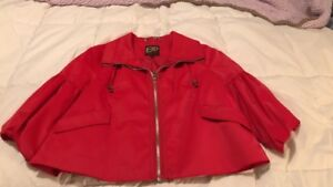 Brand new Red jacket