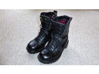 Pro-Boot Sympatex All Weater Army Boots Size 3R (ATC CCF cadet cadets british army woodland combat)