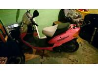 10 plate moped