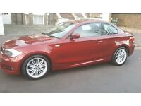 2012 BMW 1 SERIES 118 2.0 M SPORT MINT CONDITION 1 YEAR MOT WITH FULL SERVICE HISTORY ONLY 51000