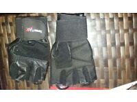 Gym gloves xl