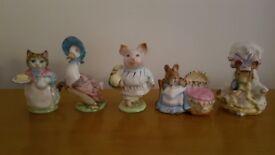 Beatrix Potter Beswick Figurines BP2a