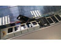 RECEIPT included - LIKE New Sony Xperia P 8MP camera 16GB - Black - on THREE