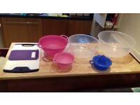Assorted Kitchenware & Utensils