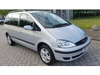 2003-53 FORD GALAXY GHIA 1.9 TDi AUTO 1 OWNER FROM NEW 76K FFSH STUNNING EXAMPLE VERY RARE AUTO