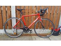Pics added ! - BTWIN Triban 3 road bike - 57cm - New and unridden