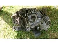 Yamaha dt 125 r engine
