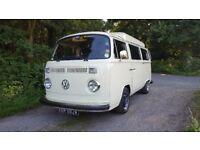 Volkswagen type 2 RHD tax exempt campervan