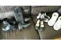 Shoe-boot bundle