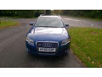 2005 Audi A4 Avant B7 2.0 TDI SE 5dr (CVT)