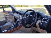 Range Rover Sport 3.0 TD V6 SE 5dr, ONE Year MOT