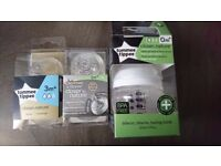 Tommee tippee anti colic bottles +teats