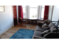 Furnished double bedroom for rent in Dennistoun flatshare