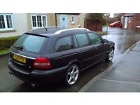 2005 Jaguar x type estate 4wd