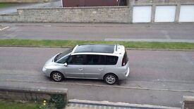 Renault grand espace 2.0 DCI, 7 seater, low milage