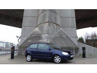 2008 58 VOLKSWAGEN POLO MATCH 80 1.4 MOT 03/18(PART EX WELCOME)