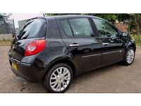 """2008 [58] RENAULT CLIO DYNAMIQUE 1.5 DC*TIMING BELT*""""£30 ROAD TAX-1 YEARS MOT- PART EXCHANGE WELCOME"""