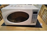 Cookworks Microwave with grill