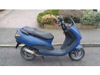 50cc peugot elysio scooter