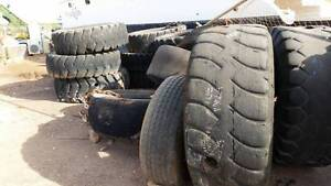 Large Fender Tyres For Tugs or Barges Point Samson Roebourne Area Preview