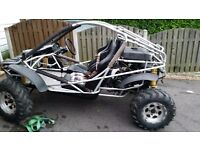 Breaking cf moto 500cc buggy on a 2010 plate for spares