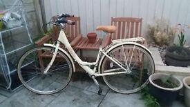 Retro Wimans Bike