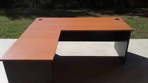 2 x Office Desks 1800 x 900 with returns Arcadia Hornsby Area Preview