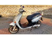 MBK YN50 OVETTO MOPED SCOOTER