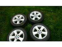 Bmw x5 wheels t4 t5 trafic primaster