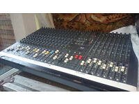 Spirit LX7 Mixing Console