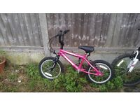 Girls bike for 5 year old