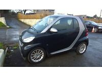 Smart car for two spares or repair
