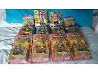 Teenage mutant ninja turtles figures