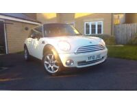 Mini Cooper 1.6 petrol ~ pepper pack -1 lady owner -FSH well cared for example