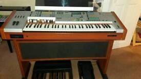 Orla Gt 8000 sports single manual organ