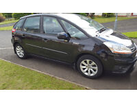 C4 Picasso VTR+HDI (Semi Automatic) full service history - Mot'd until October 2016