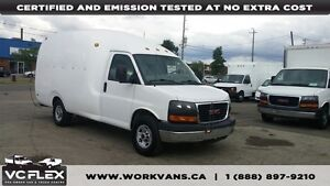 2009 Chevrolet Express G3500 Bubble Van - 2 To Choose