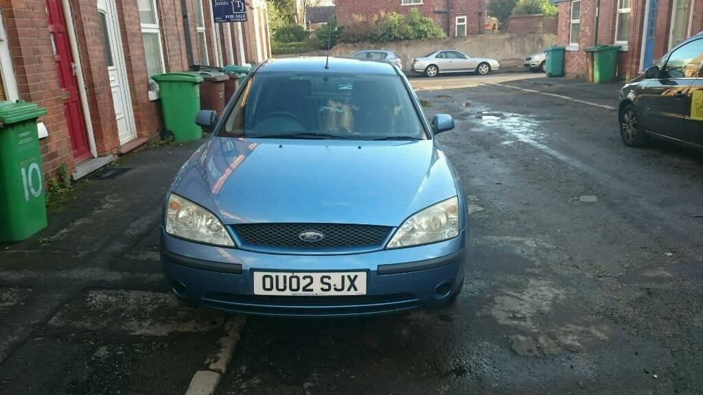 2002 Ford Mondeo Lx 1.8 long MOT