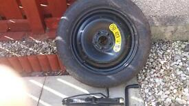Ford Focus tyre