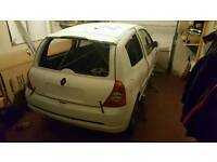 Clio 172 project car