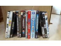 DVDs bundle