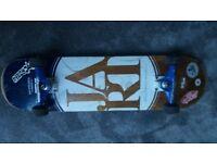Custom Jart skateboard