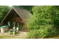 Holiday chalet Cornwall for sale
