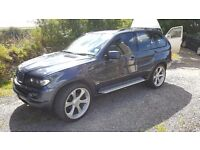 BMW X5 SPORT 3.0 DIESEL TIPTRONIC AUTO