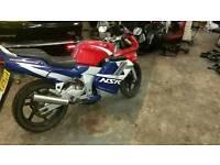 Honda not 125