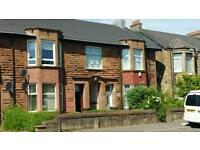 2 Bedroom Tenement flat, Holytown/Bellshill, High Quality Standard/Unfurnished