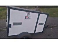 Dog trailer 5ft x 3ft