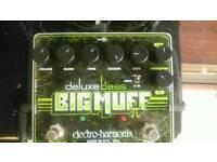 Electro Harmonix Deluxe Bass Big Muff